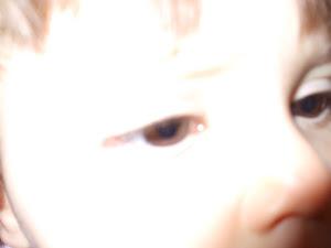 Estes são os olhos que me aquecem o coração