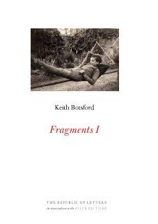 FRAGMENTS I
