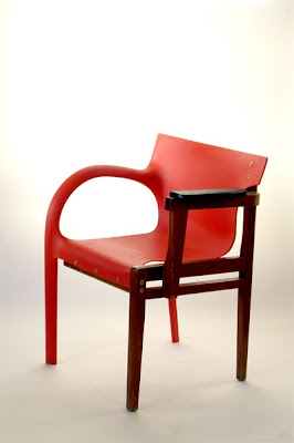 100 Chairs In 100 Days By Martin Gamper.