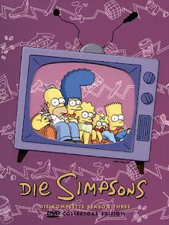 Assistir Os Simpsons 3° Temporada Dublado Online