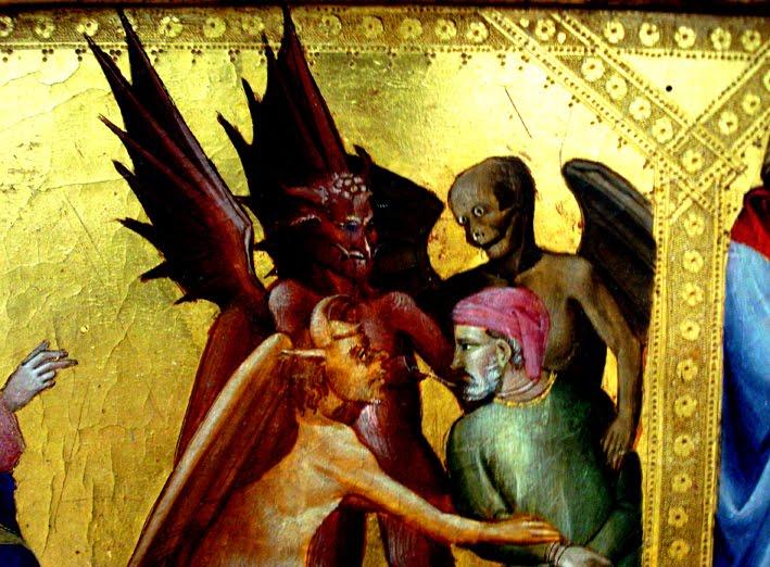 Le Mariage du Ciel et de l' Enfer.
