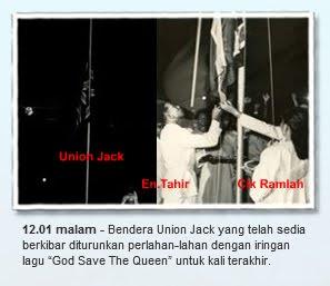 Koleksi Gambar-gambar Kemerdekaan Malaysia
