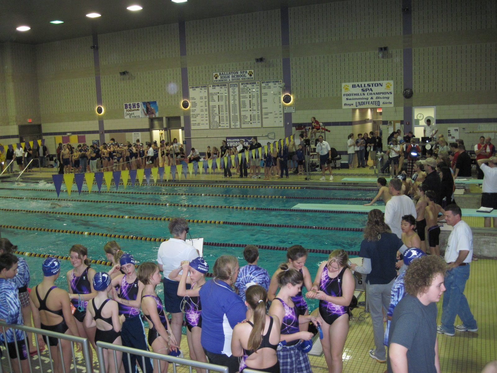 Saratoga Stingrays The Harvest Invitational Ballston Spa
