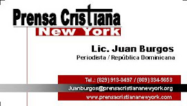 PRENSA CRISTIANA NEW YORK