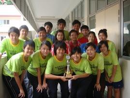 高三体育培训队'09