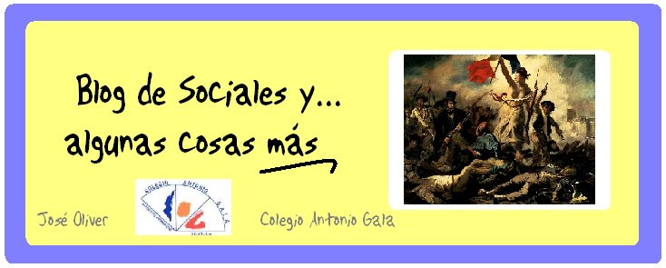 BLOG DE SOCIALES y algunas cosas ms...