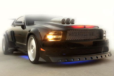 Pictures - Knight Rider Attack KITT