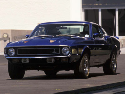 Wallpapers - Ford Shelby Mustangs 1968-1969