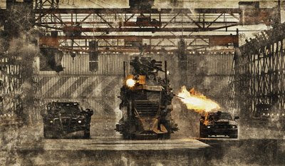 Wallpapers - Death Race
