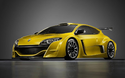 Wallpapers - Renault Megane (Coupe & Trophy)