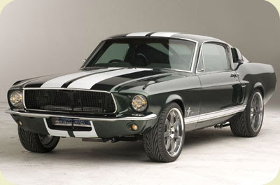 The Fast and the Furious: Tokyo Drift - Skyline-Powered 1967 Ford Mustang