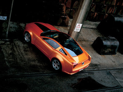 Wallpapers - Ford Mustang Giugiaro Concept (2006)
