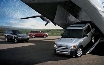 Wallpapers - Range Rover Collection