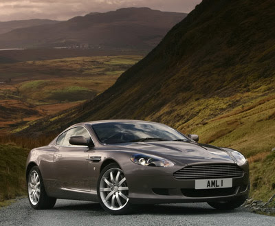 Wallpapers - Aston Martin DB9