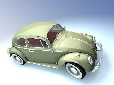WIP: VW Beetle 1965 - Update #7