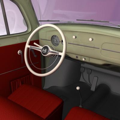 VolksWagen Beetle 1300 (1965)