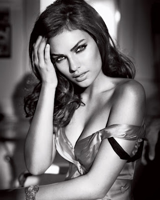 sophia loren guess. a young Sophia Loren (or