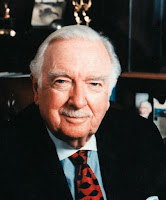 Walter Cronkite News Career | RM.