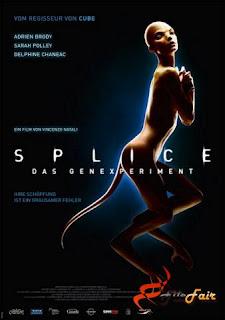 Quái Thú Quyến Rũ - Splice (2010) Poster