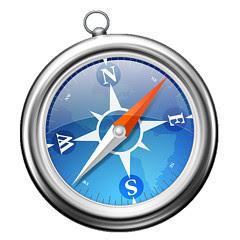 متصفح شهير تنتجه شركة Apple صاحبة نظام ماكنتوش المشهورSafari