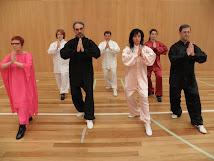 Instrutores de Luohan Chi Kung