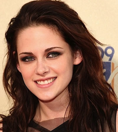 This is a makeup look I did inspired by Kristen Stewart - Twilight start aka
