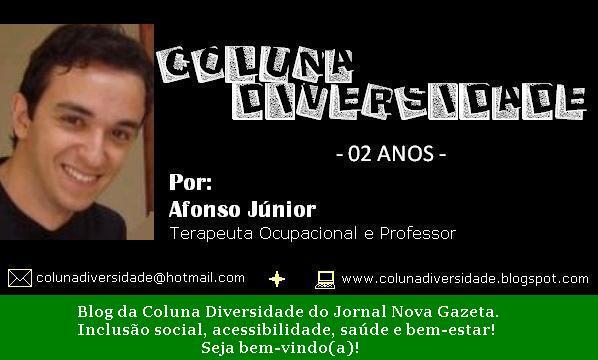 Coluna Diversidade - Jornal Nova Gazeta