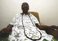 In Memorian: Mãe Hilda Jitolu