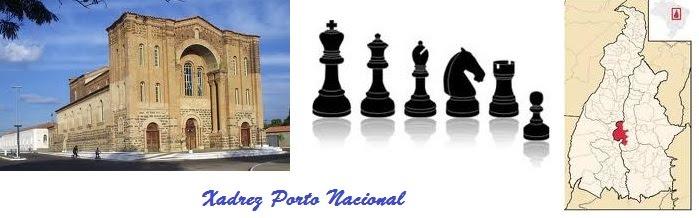 Xadrez Porto Nacional