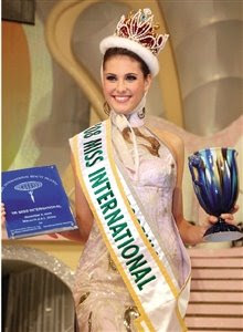 Andreu's awards, Miss International 2008 Awards, Photos
