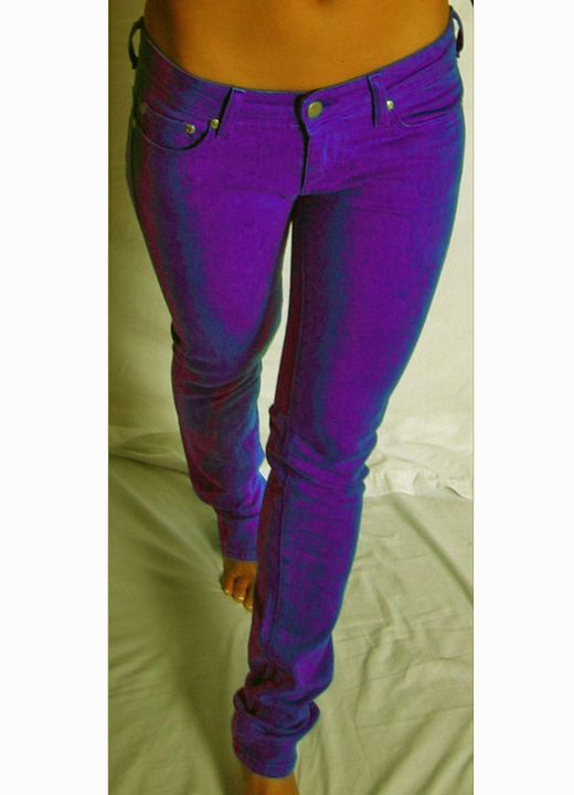 Google Image Poor College Purple Jeans Dream Closet College Girl Color Sence Perzenal Style