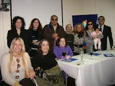 Equipo Concientizar para Incluir y algunas personas integrantes del Foro Discapacidad del INADI.