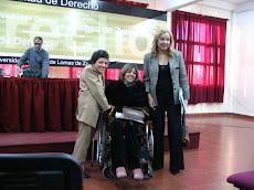 Jornadas sobre el Derecho al Trabajo de las Personas con discapacidad en la Facultad de Derecho