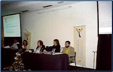 Sala del Hotel del Complejo Mare Nostrum. Islas Canarias. España. V Congreso Europeo de V. I.