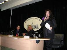 Presentación del Libro Telecapacitados. Senado de la Nación.
