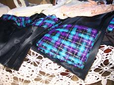 Los trajes que envié a Elche, España, para el Desfile de Moda H