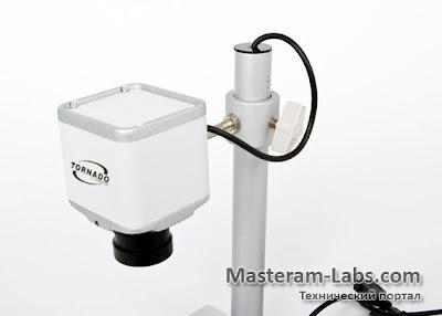 Объектив USB-микроскопа Tornado TP DMP-251V