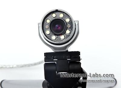 Подсветка цифрового USB-микроскопа Microsafe 2,0 MPx