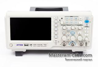 Цифровой осциллограф ATTEN ADS1000CML