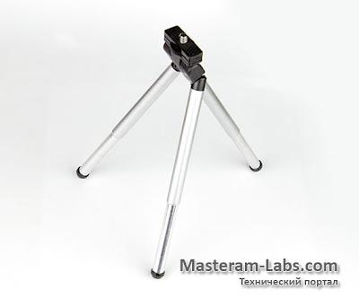 Штатив цифрового USB-микроскопа Microsafe 1,3 MPx