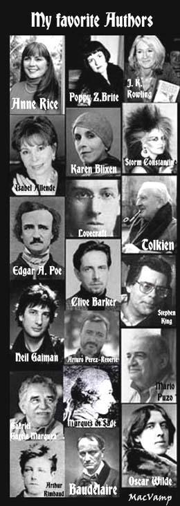 Idolos Literarios