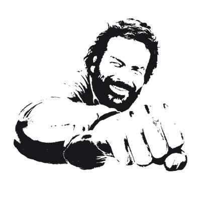 "Bud Spencer cumple 80: el héroe pesado del ""spaghetti wes"