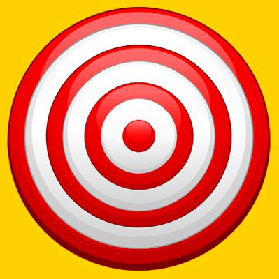 target logo eps. A nice little target board.