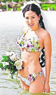 of hong kong actress to marry singapore businessman [