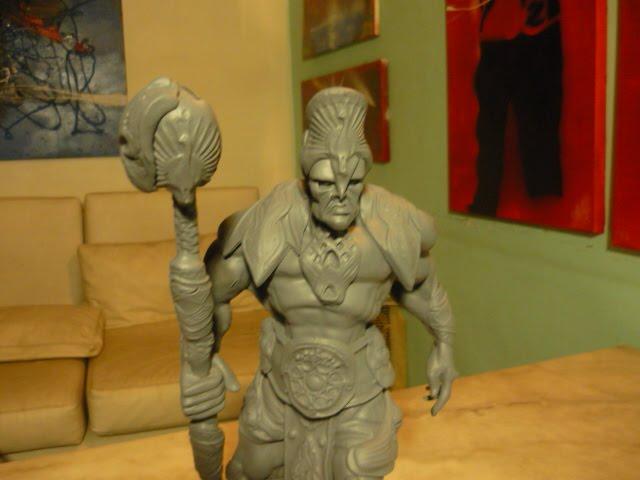 guerrero inca