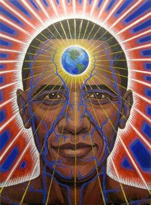 Οbama. Ενας μεσσίας για όλους... ObamaWorldEye