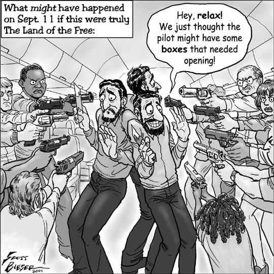 9 11 Political Cartoons