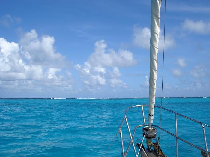 Tobago Cays, December 2008