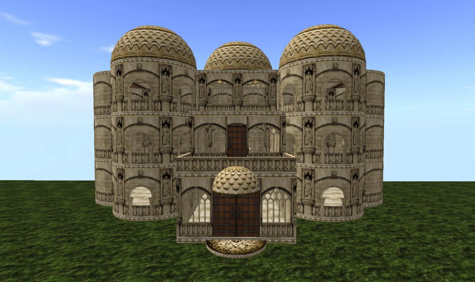 House Of Alcott Appartment House 6 Units Greek Roman Style