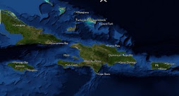 Mapa de seguimiento Huracanes
